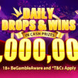 Daily Drops and Wins at Tonybet