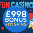 Play the Most Popular Games on Fun Casino Today