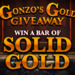 Gonzo's Gold Giveaway at Star Slots