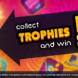 Collect Trophies and Win Free Spins at Star Slots