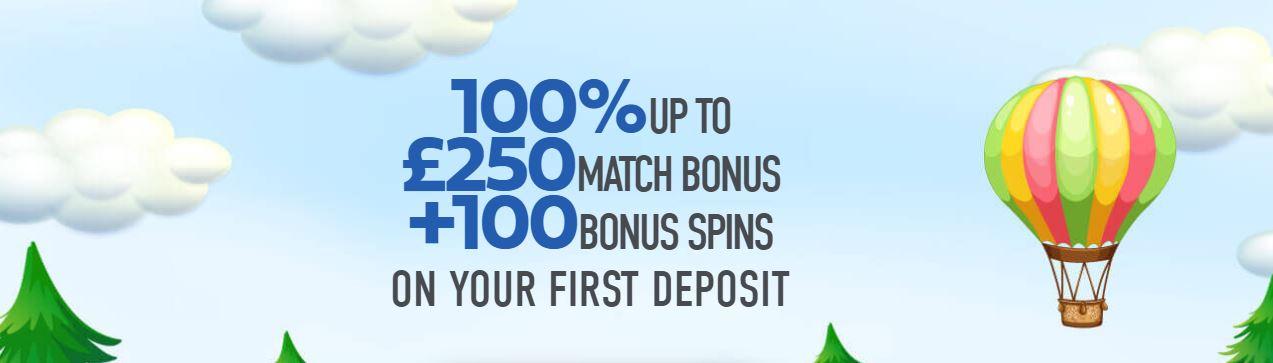slotnite welcome bonus